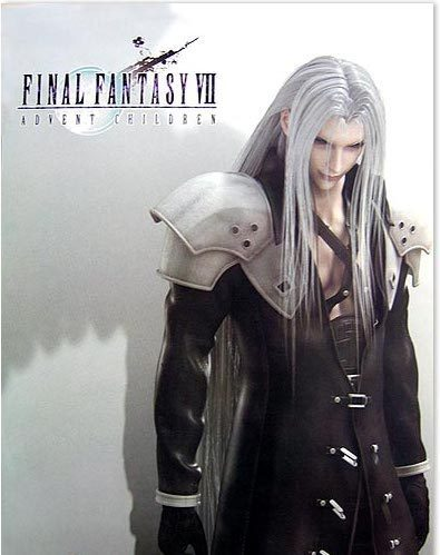 Sephiroth Poster A stunning pos