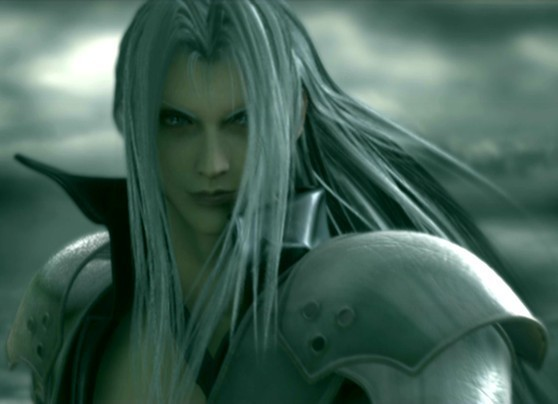 Sephiroth Close Up A close up s