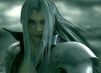 Sephiroth face big thumb