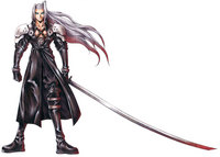 Sephiroth wide big thumb