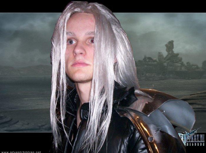 Bishy Sephiroth Sephiroth looki