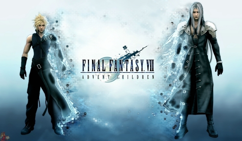 Final Fantasy VII Poster This p