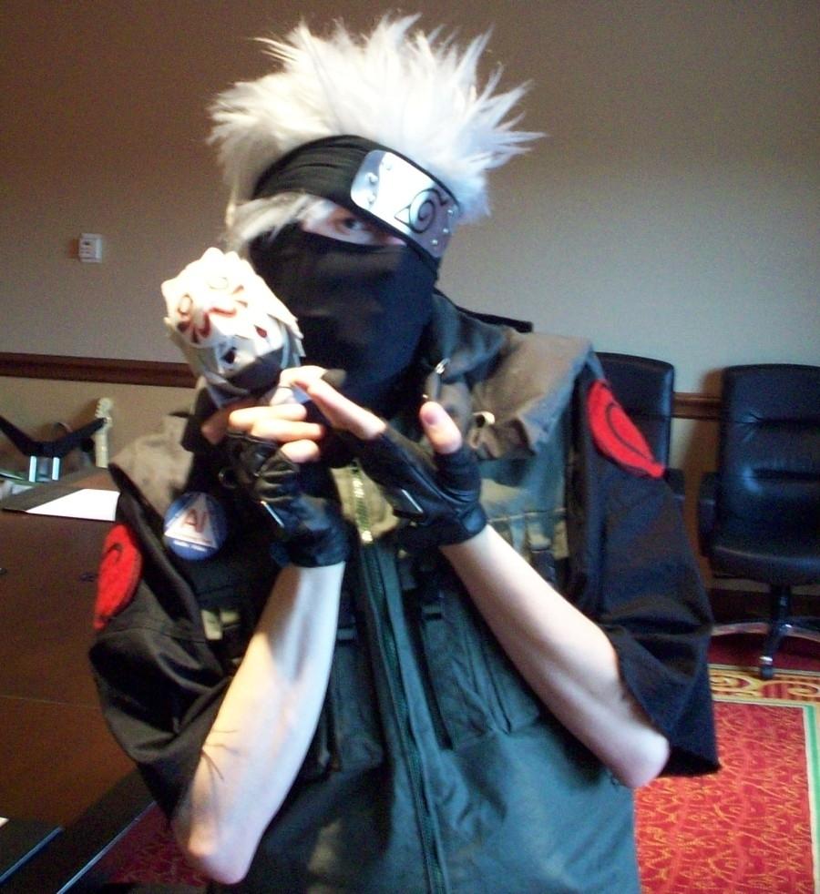 Kakashi Kakashi from Naruto.