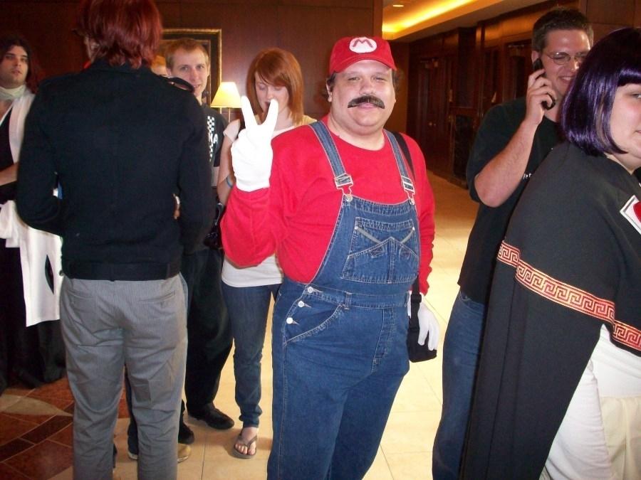 Mario It's Mario!