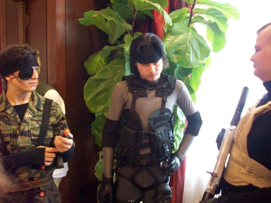 Snake Combat ready.