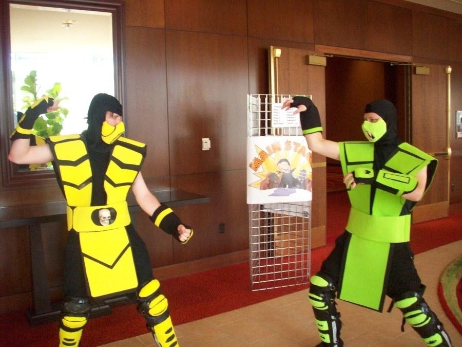 Mortal Combat Mortal Kombat.
