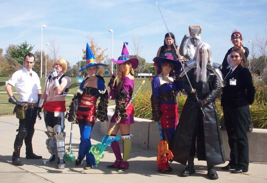 Final Fantasy Final Fantasy cos
