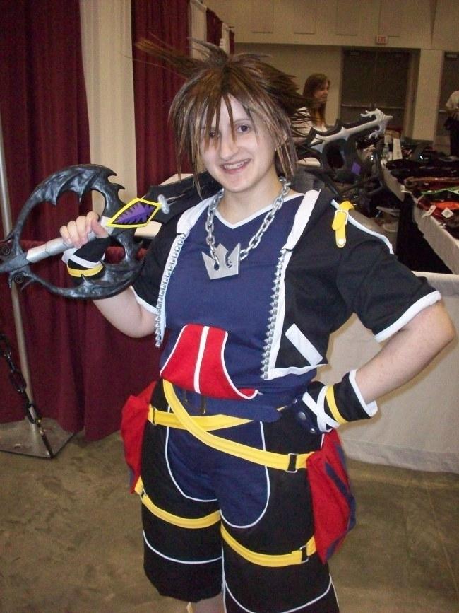 Sora Sora from Kingdom Hearts a