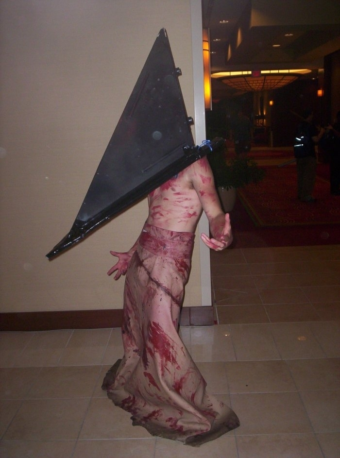 Pyramid Head Silent Hill's Pyra