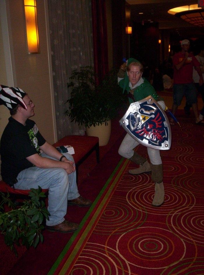Link Legend of Zelda Link