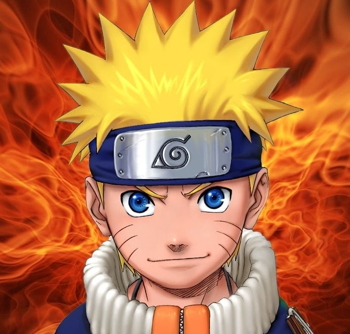 Naruto Naruto with a very fiery