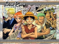 One piece 2 big thumb
