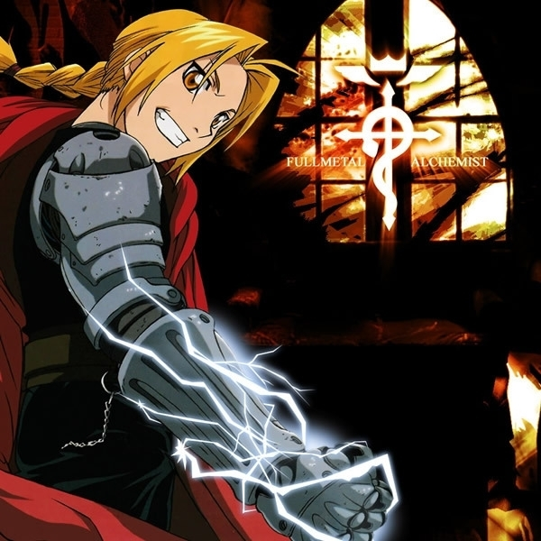 Full Metal Alchemist Edward Elr