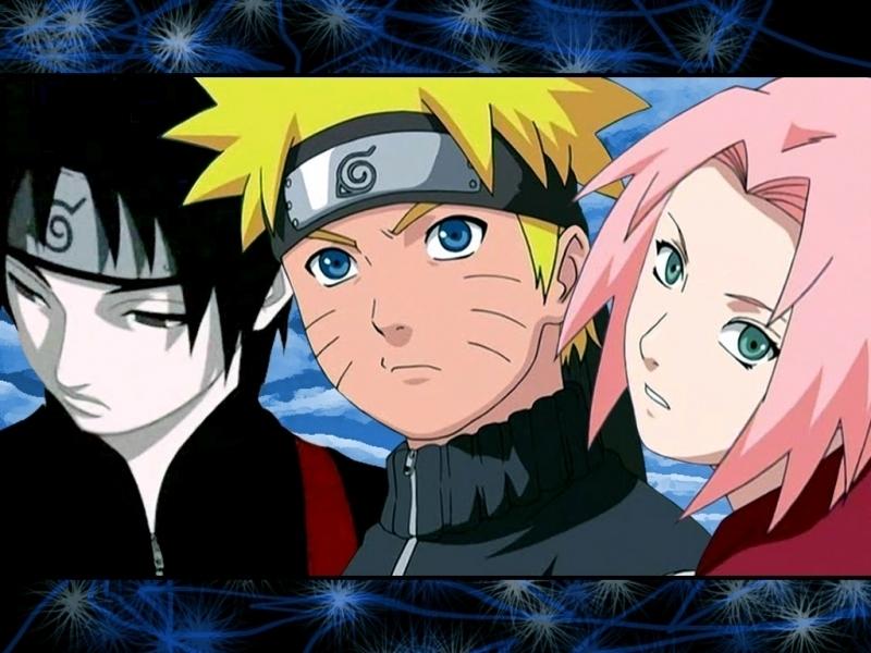 Naruto Naruto Uzumaki, Sasuke U