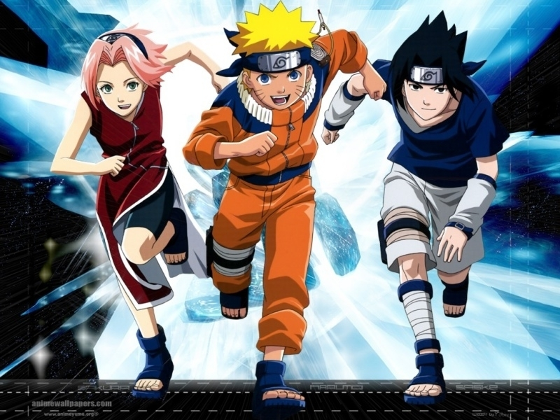 Naruto Characters Picture of Na