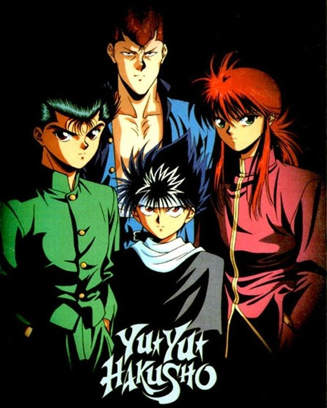 Yu Yu Hakusho Poster Poster for