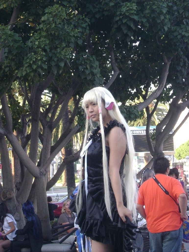 Chobits Chobits Cosplay (Credit