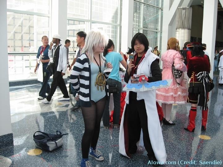 Anime Expo 2009 Cosplay at Anim