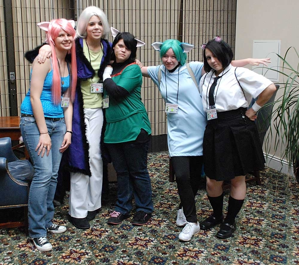 Anime Festival Wichita 2009 Ani