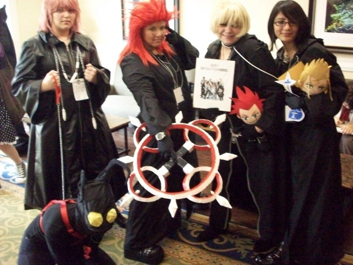 Kingdom Hearts Anime Festival O