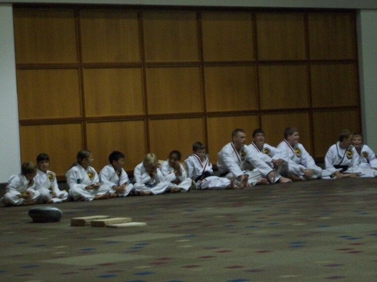 Tae Kwon Do at Sogen Con 2009 S