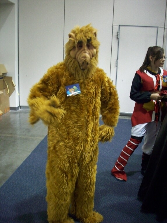Alf - SogenCon 2009 It's alf at