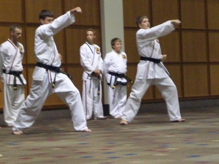 Martial Arts - Sogen Con 2009 T
