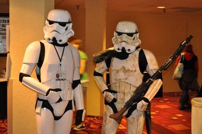 Storm Troopers Storm Troopers