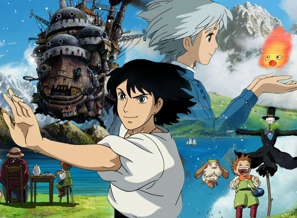 Howl's Moving Castle Howl's Mov