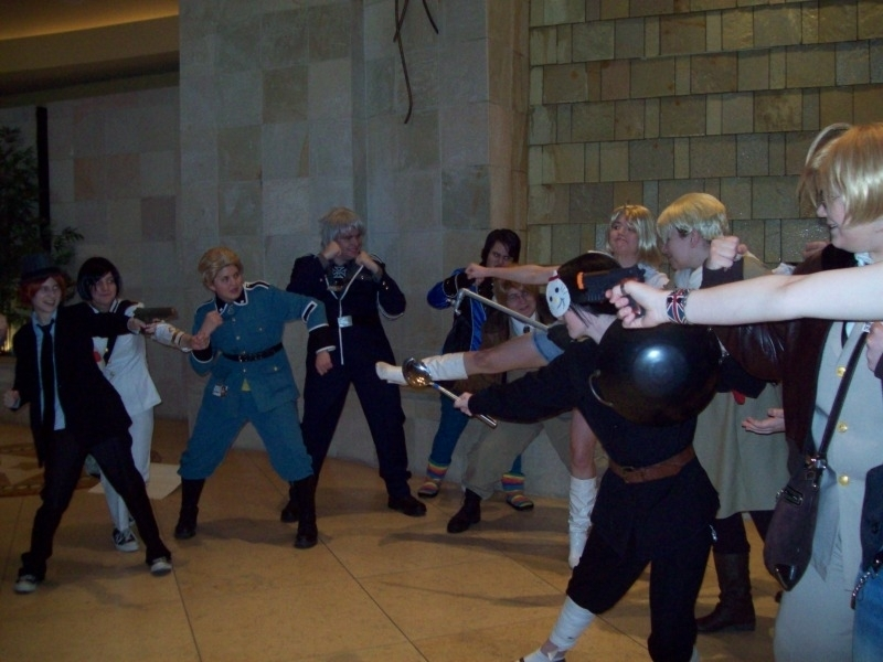 Ikkicon 2010 Photo by mretie/Ky