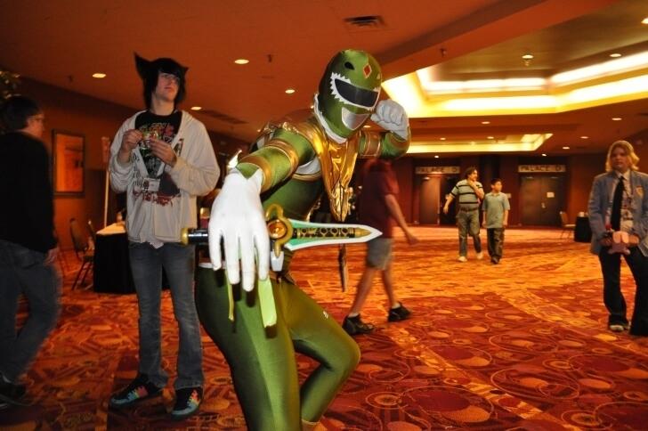 Green Ranger NebrasKon
