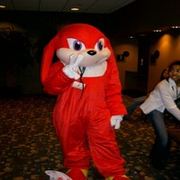 Knuckles big thumb