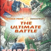 Transformers: Optimus Prime vs Megatron: The Ultimate Battle