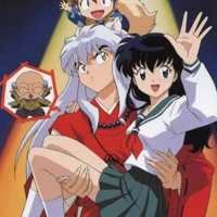 2 inuyasha group carrying big thumb