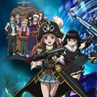 Bodacious Space Pirates (Moretsu Pirates)
