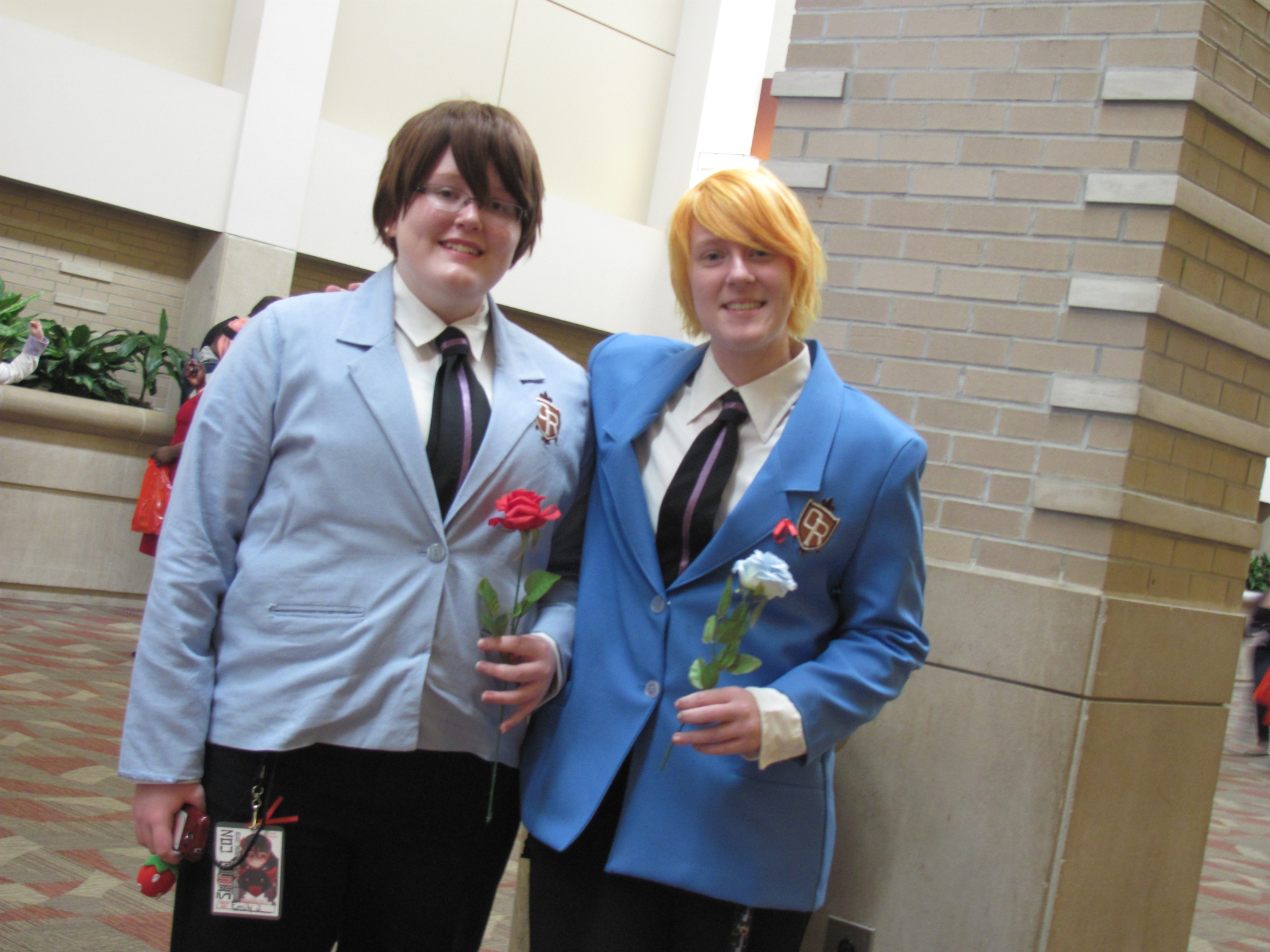 Ouran Host Club (Kyoya and Tama