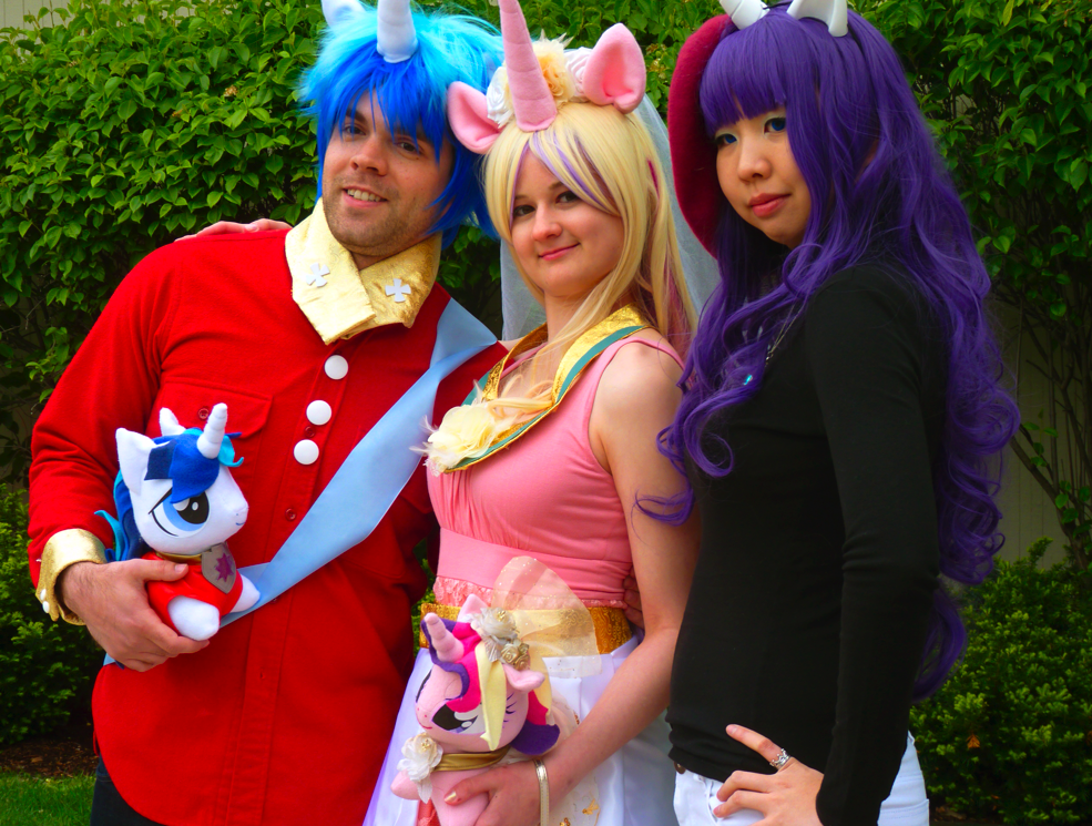 Facy Pony Cosplayers