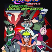 Naruto (movie) : Gaurdians of the Crescent Moon Kingdom