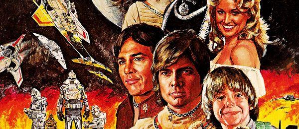 Classic Galactica cast