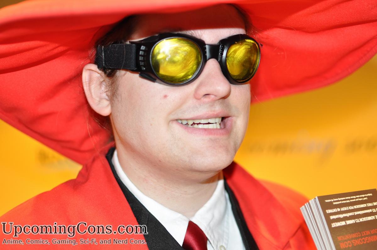 Alucard's Goggles