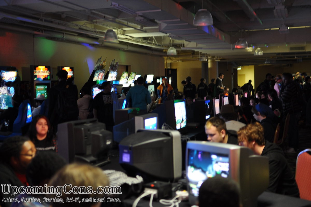 Youmacon's Gaming Room