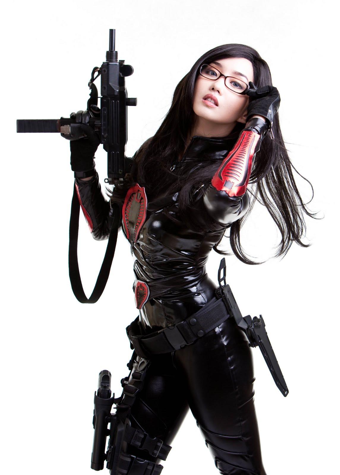 Baroness Cosplay Cobra Commande
