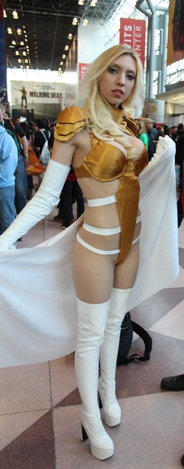 Emma Frost Emma Frost from X-Me