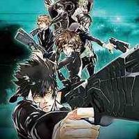 Psycho-Pass Manga/Anime