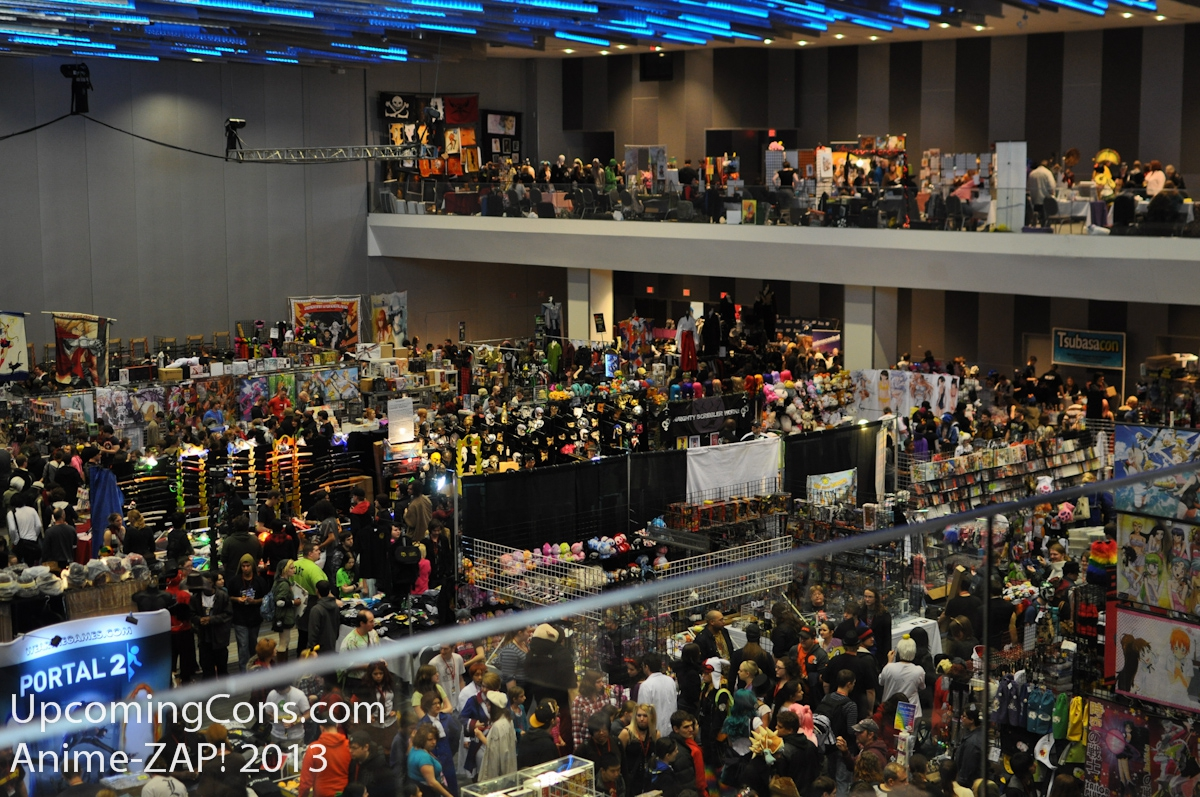Ohayocon Dealers Room