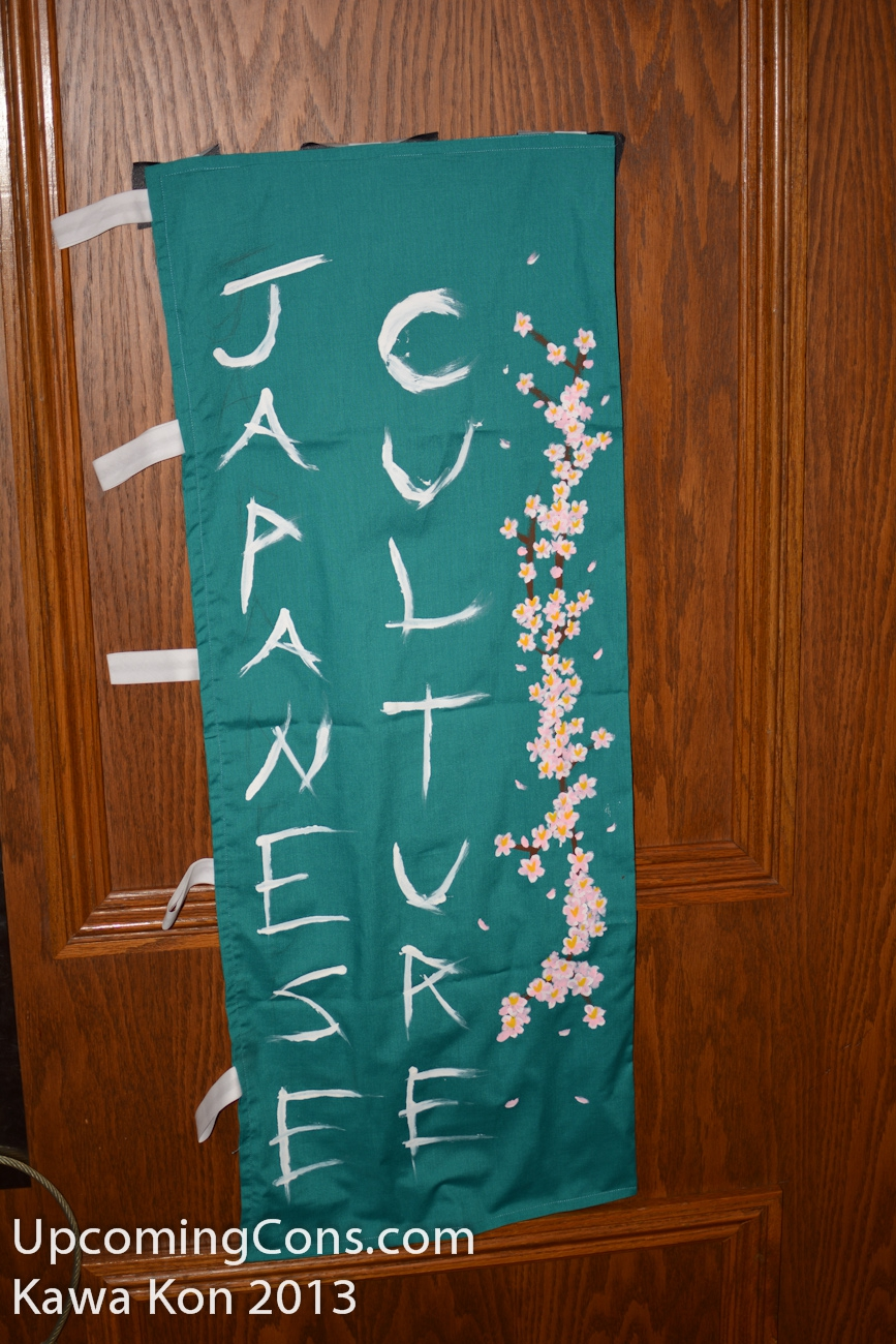 Japanese Culture Sign