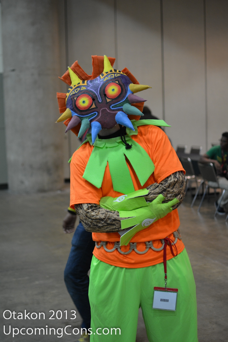 Majora's Mask Skull Kid
