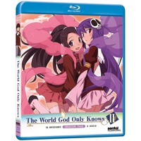 THE WORLD GOD ONLY KNOWS SEASON-2