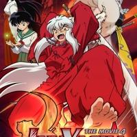 Inuyasha movie 4 Fire on the mystic island