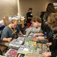 35   pokemon cards in the dealers room big thumb